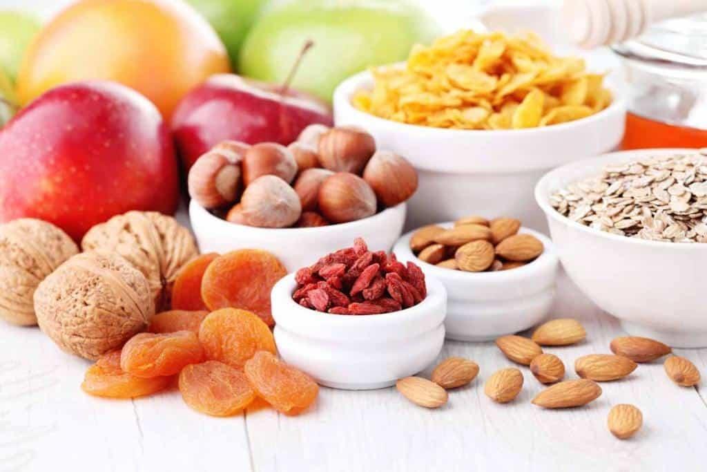 Dieta ed senza glutine