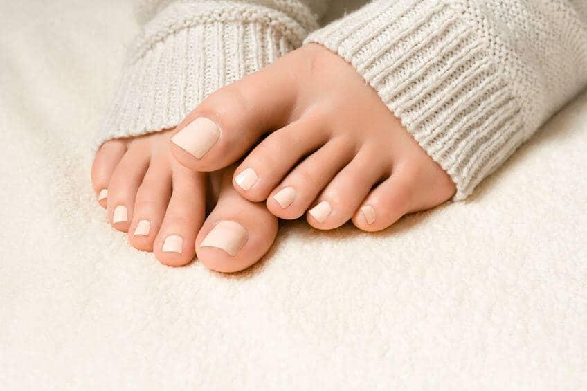 Importanza delle dita dei piedi