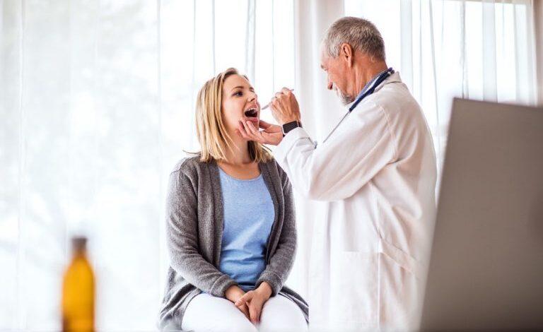 La faringite acuta